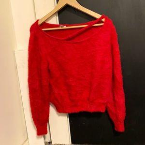 Victoria's Secret sweater (has a rip in it)